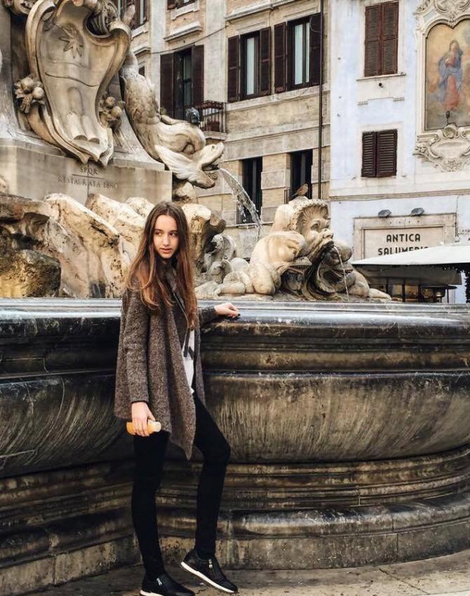 ROMA-orasul unde m-as intoarce oricand