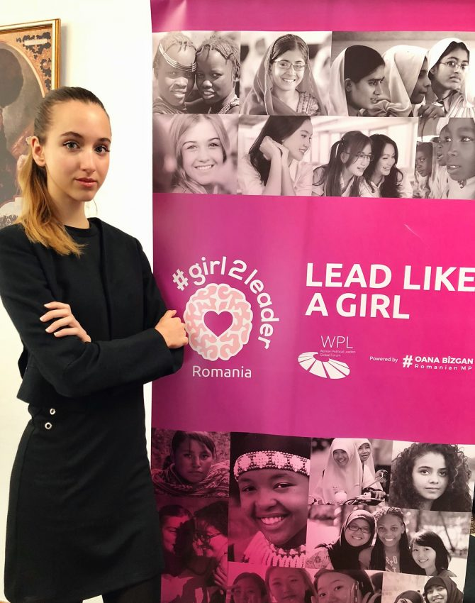 #Girl2Leader Campaign 2018